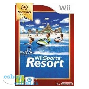 Wii Sport Resort - Solus (Select) /Wii
