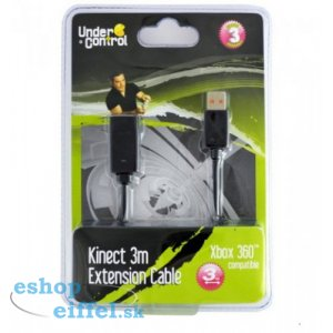 Under Control Kinect Extension Cable (Xbox 360)